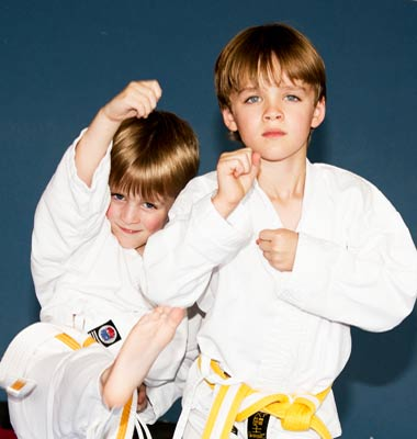 kid martial arts Houston