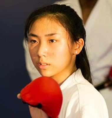Houston karate classes