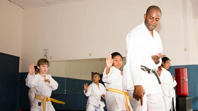 Olympic Karate and Sports Center Houston - Alex Ndem official site